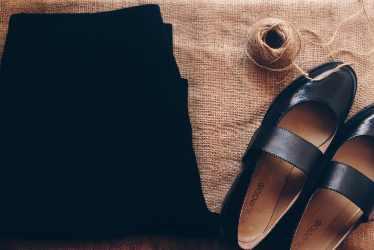 Pantolon - Ayakkabı kombin