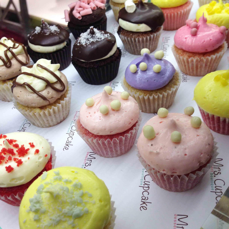 Cupcake Sevdam (: