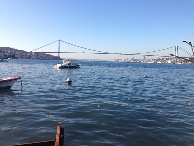 İstanbul' da mutlaka görmeniz gereken 5 mekan