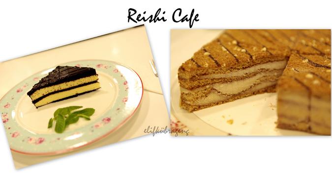 reishi cafe