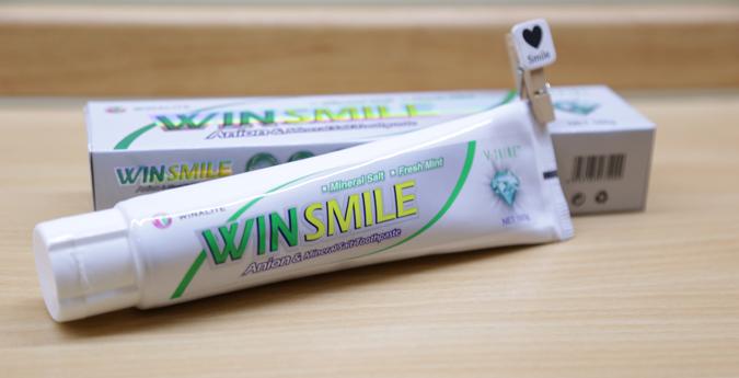 win smile