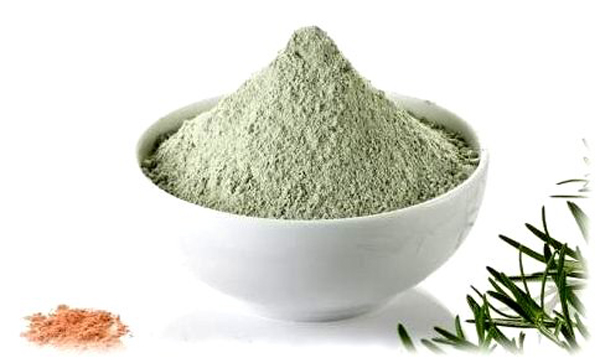 yeşil-kil
