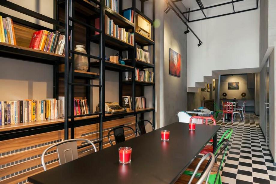page coffe gallery - moda