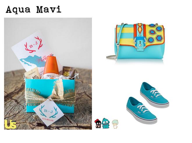 Aqua Mavi