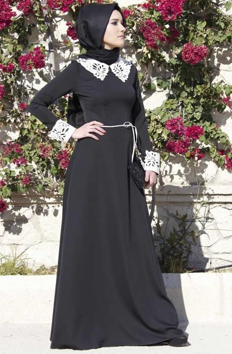 Pınar Akşam -Çalışkuşu elbise