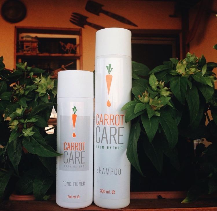 Carrot Care – Havuç Özlü Şampuan