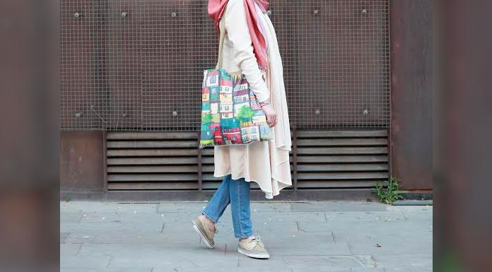 Bez Çantaları kim sevmez ki (:
