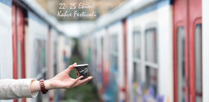 İstanbul Kahve Festivali #istcoffeefest