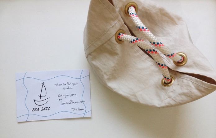 Sea Sail Bags