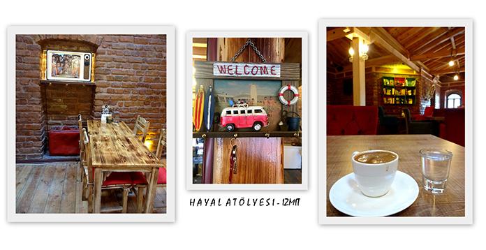 Hayal Atölyesi Cafe Bistro – İzmit