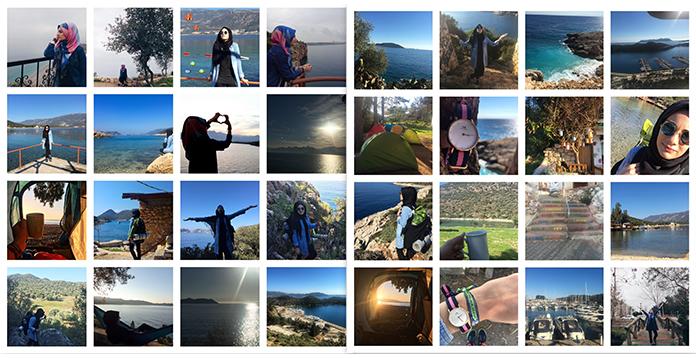 Likya Yolu macerası ve Antalya