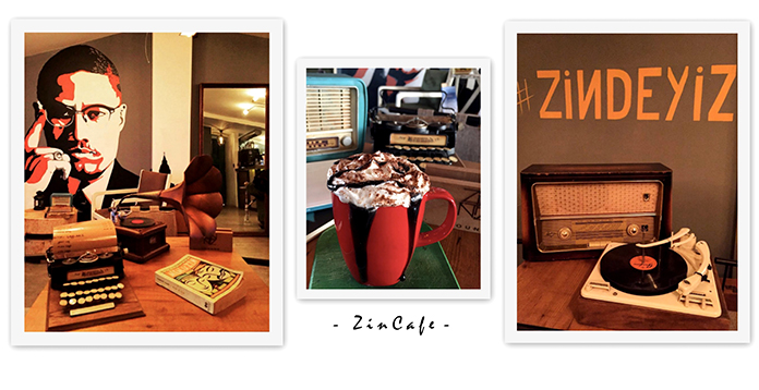 Zin Lounge Cafe