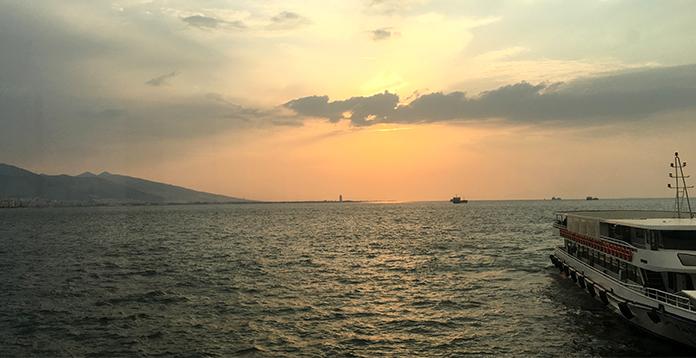 İzmir gezim