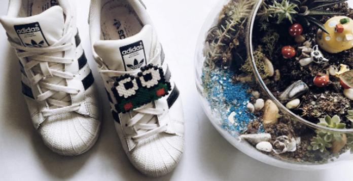 Beyaz Ayakkabılarımı Nasıl Temizliyorum ?