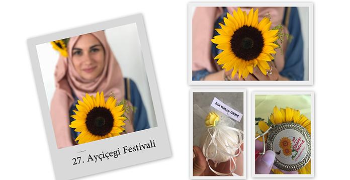 Hayrabolu 27. Ayçiçeği Festivali