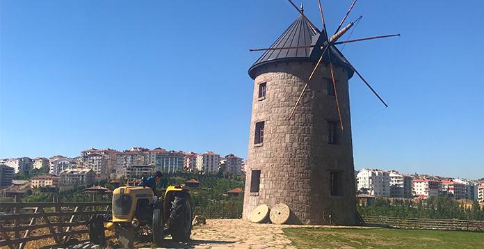 Ankara Altınköy Açık Hava Müzesi'ni gezdim!
