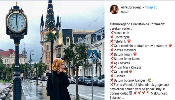 Gürcistan – Batum gezi notlarım