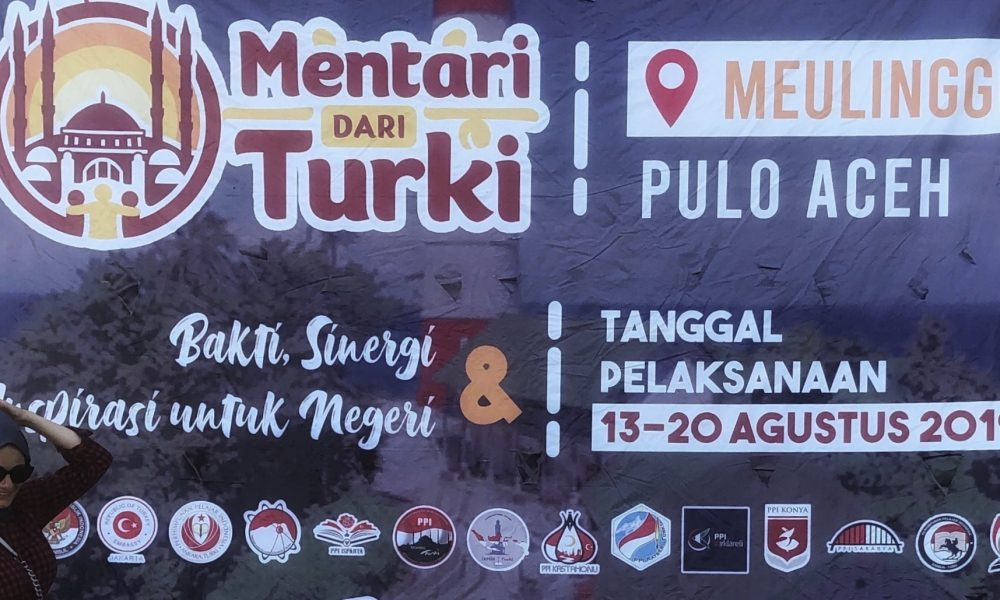 Mentari Dari Turki, Endonezya, Aceh